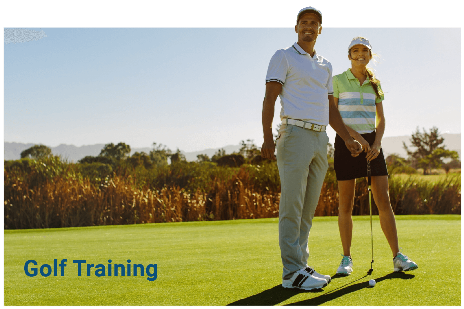 golf training in naples