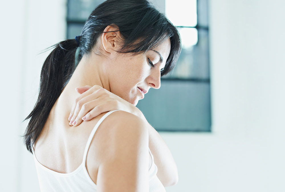 How to Effectively Treat Neck Discomfort