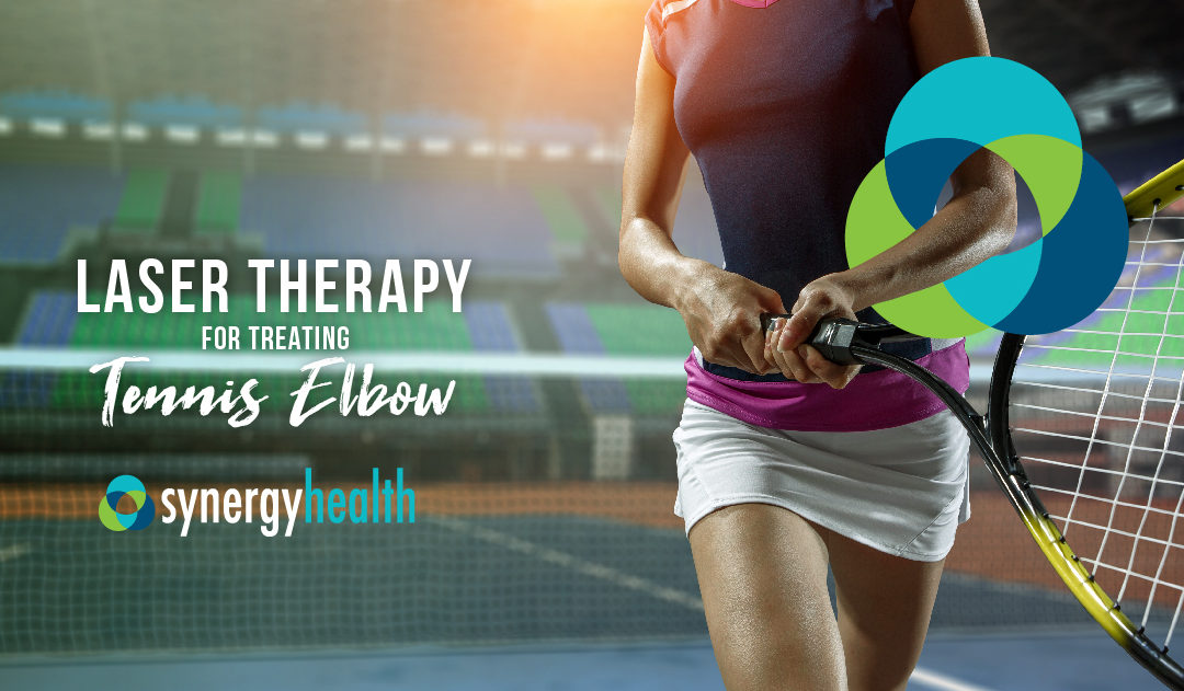 Laser Therapy for Treating Tennis Elbow