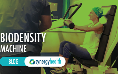 Load your Bones: The Benefits of using the BioDensity Machine at Synergy Health