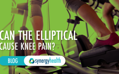 Can the Elliptical Trainer Cause Knee Pain?