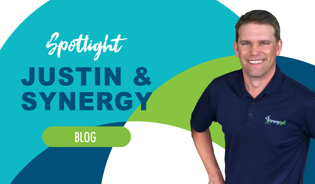 Synergy Spotlight: Justin Ahasic & Synergy Golf