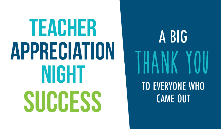 Recap: 2019 Teacher Appreciation Night at Synergy Health