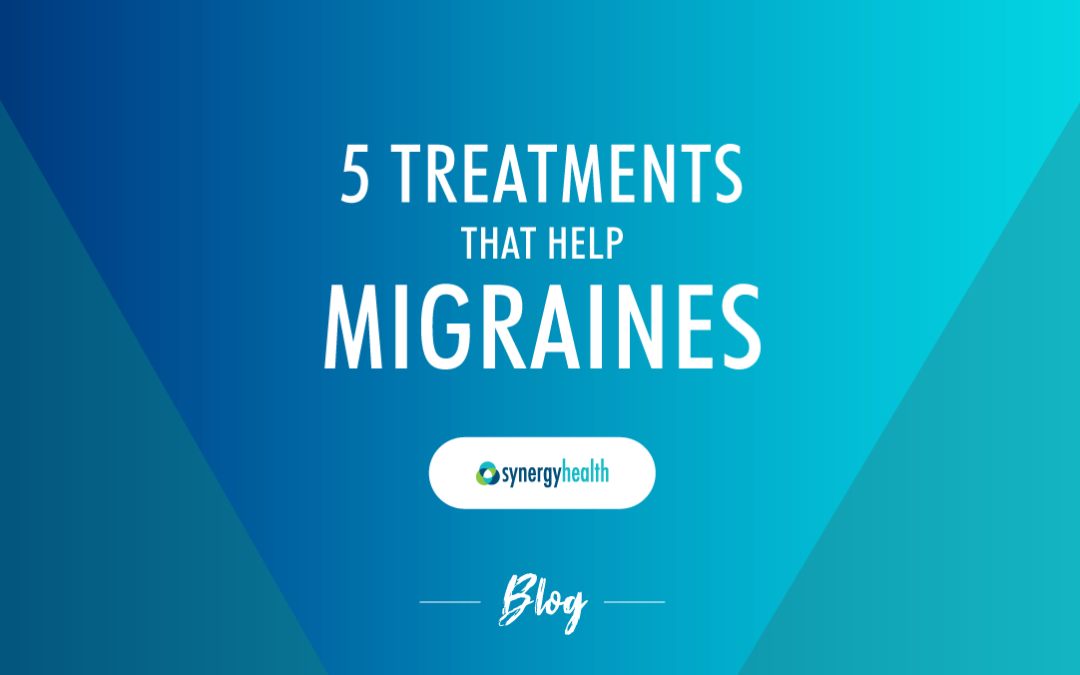 5 Treatments That Help Migraines