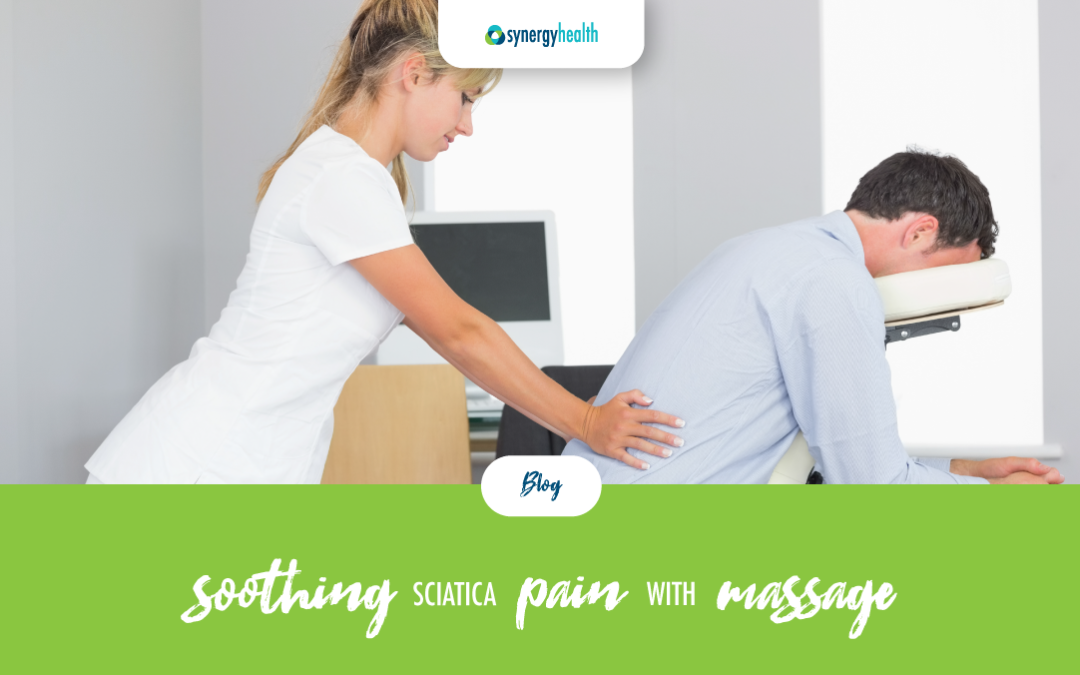 Soothing Sciatica Pain with Massage