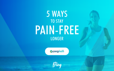 5 Ways to Stay Pain-Free Longer