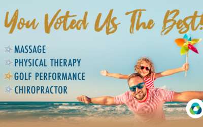 Synergy is Voted Best Chiro by Best of Naples 2020