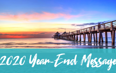 A 2020 Year-End Message from Synergy Health