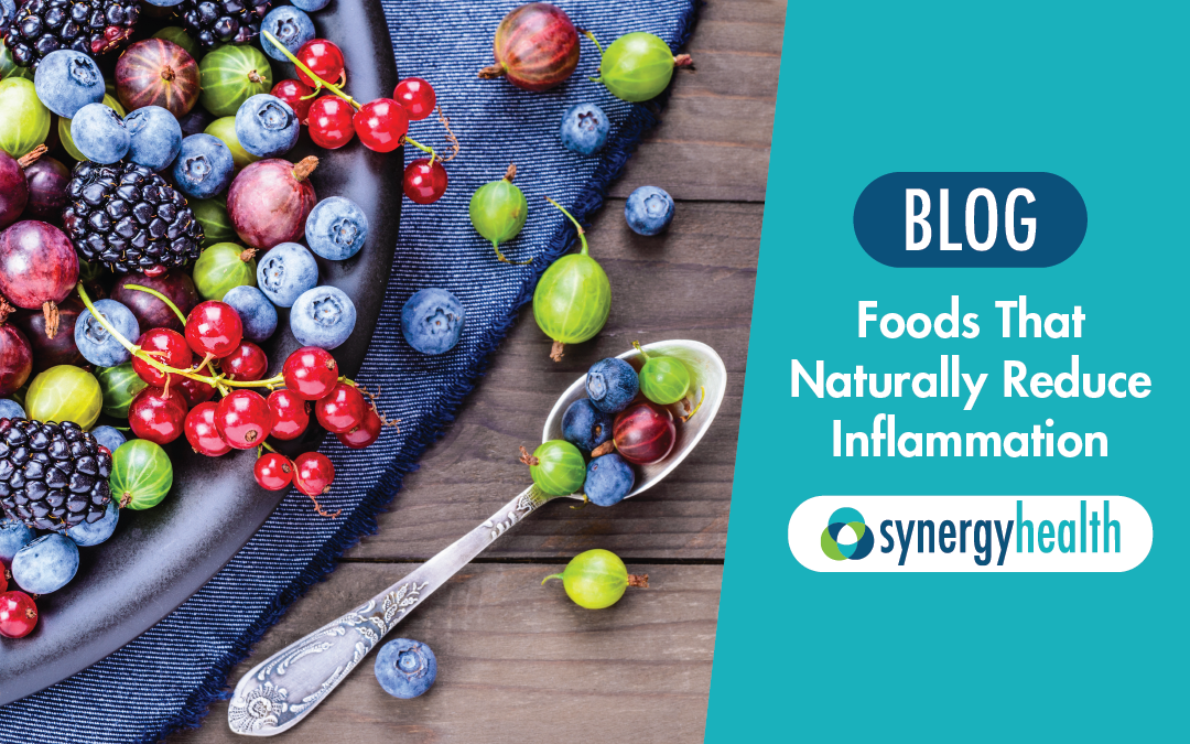 Foods That Naturally Reduce Inflammation