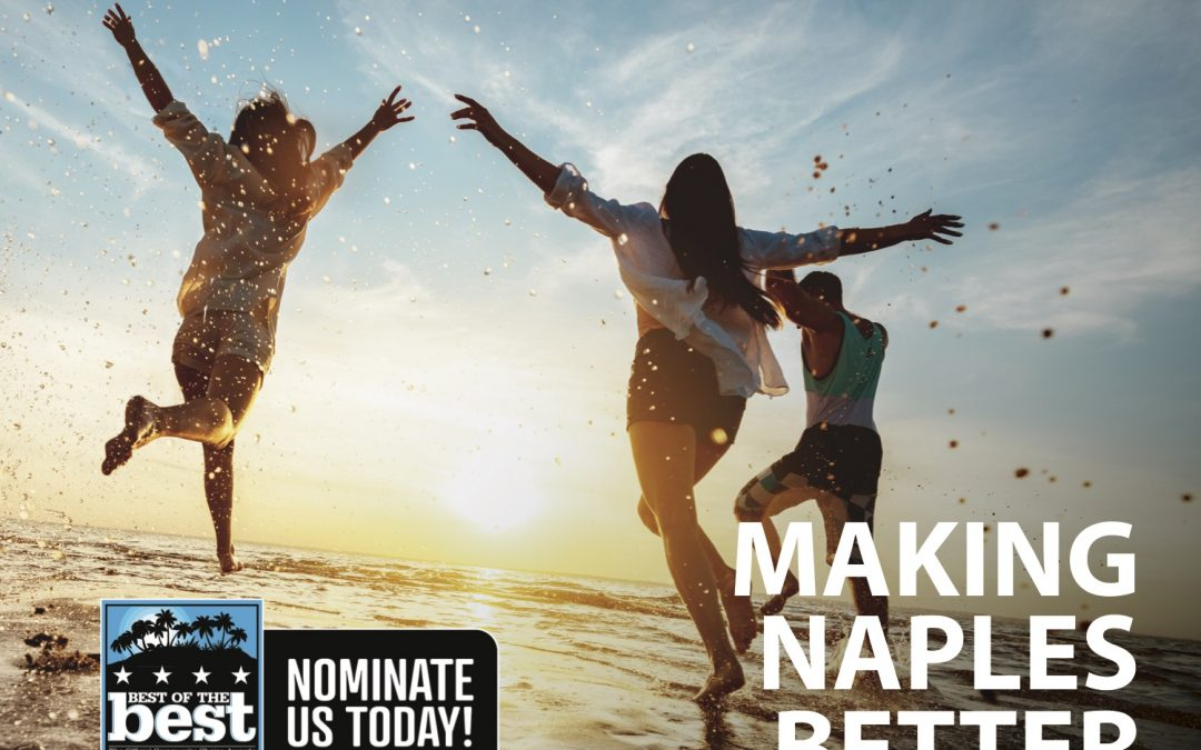 Nominate Synergy Health for the 2021 Best of Naples!