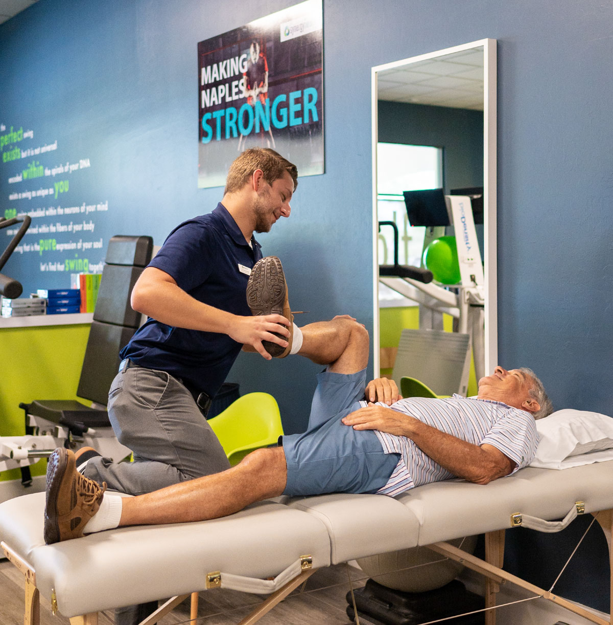 physical therapy services in naples fl